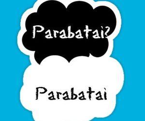 parabatai, shadowhunters, and book image