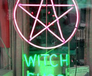 witch, shop, and witch shop image