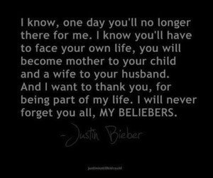 justin bieber and beliebers image