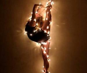 cool, gymnastics, and facebook image
