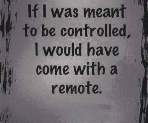 remote, control, and quotes image