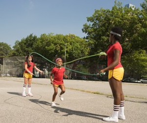 exercise, jump rope, and jumping rope image