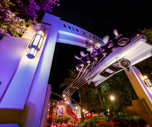 Walt Disney World, hollywood studios, and rock n roller coaster image