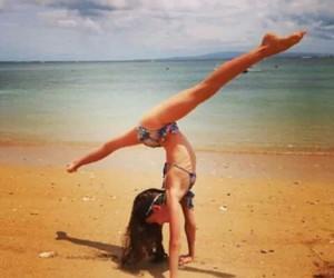 cool, facebook, and gymnastics image