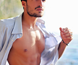 body, mariano di vaio, and Hot image