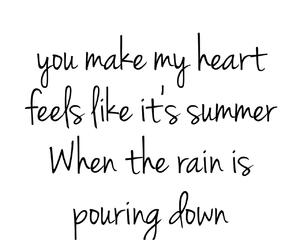 boyfriend, heart, and Lyrics image