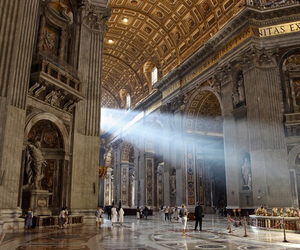 architecture, rome, and gold image