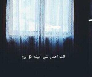 عربي, انت, and احبه image