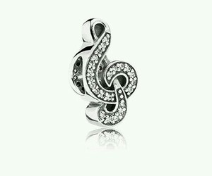 Braclet, music, and pendant image