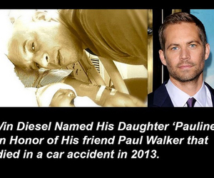 Vin Diesel, paul walker, and fast and furious image