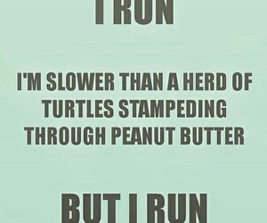 run, fitness, and funny image