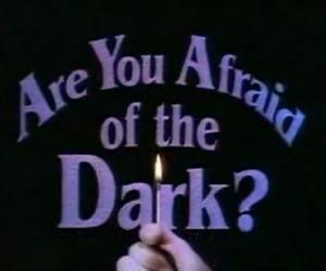 dark, grunge, and afraid image