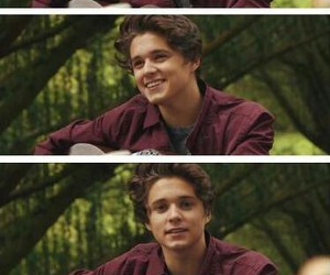 british, the vamps, and bradley simpson image