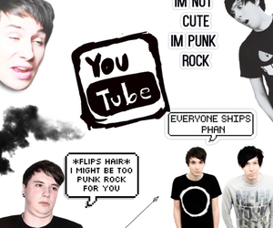 dan, phil, and dan&phil image