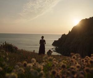 bbc, Cornwall, and sunset image