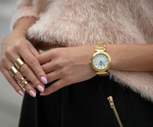 fur, mk, and watch image