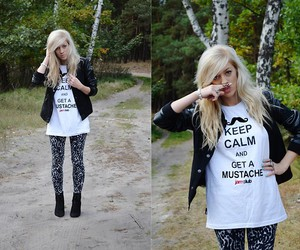 beutiful, legging, and shoes image