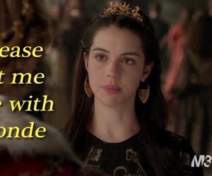 the cw, reign, and queen mary image