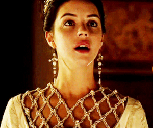 the cw, queen mary, and reign image