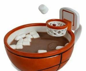 mug and Basketball image