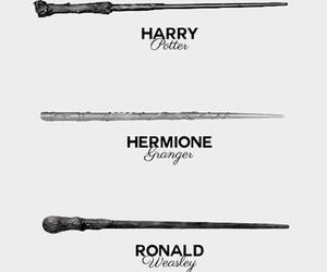 harry potter, hermione granger, and magic image