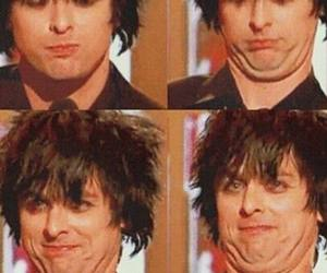 billie joe armstrong, green day, and funny image