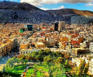 دمشق, مدن, and الشام image