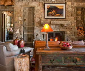 cozy, homey, and rustic image