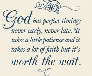god, faith, and quote image