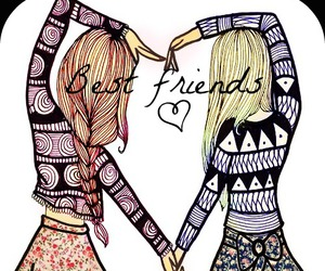 Best Friends Forever Swag Dessin