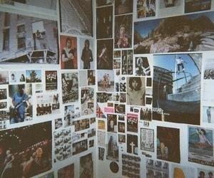 room, photo, and wall image