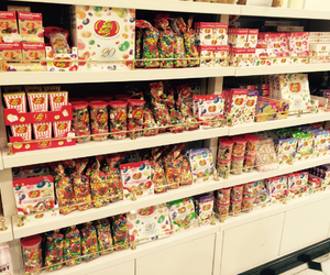 candies, delicious, and eat image