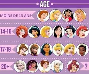 disney, princess, and princesses image