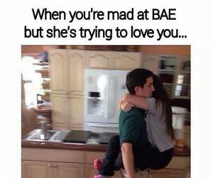 love, bae, and couple image