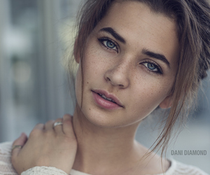 beauty, perfect, and blue eyes image