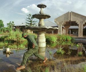 africa, gbado-lite, and mobutu image