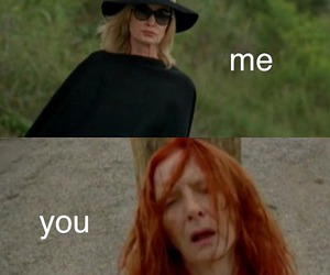 american horror story and fiona goode image