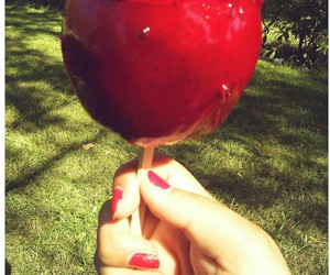 apple, candy, and eat image