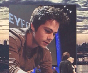 dylan, teenwolf, and obrien image