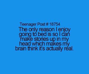 sleep, teenager post, and story image
