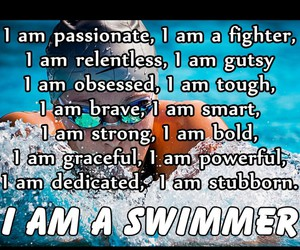 swimming quotes image
