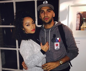 little mix, leigh-anne pinnock, and couple image