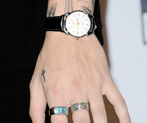 Harry Styles and hand image