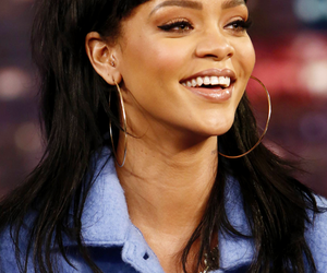 makeup and rihanna image