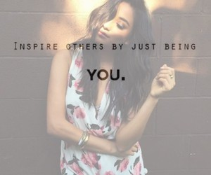 be yourself, you, and shay mitchell image