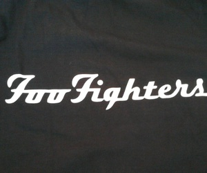 band, black, and foo fighters image