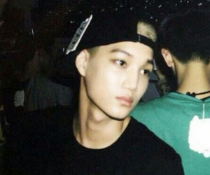 kai, exodus, and exo kai image