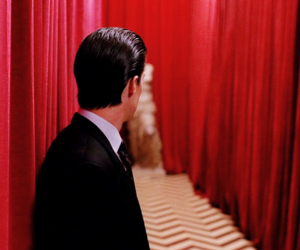 90s, agent cooper, and red room image