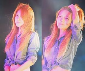 snsd sooyoung kpop hair image