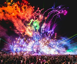 ultra, party, and light image
